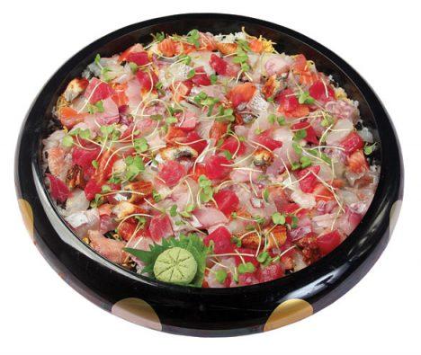バラちらし寿司