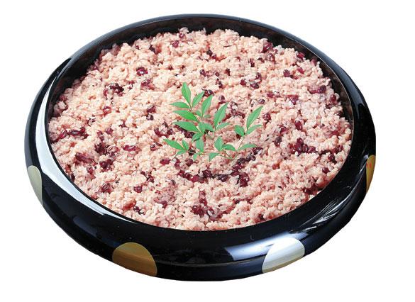 得.27  赤飯(一升)