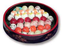 得.21  手まり寿司