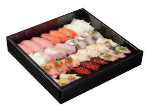 得.10  にぎり寿司の親睦会