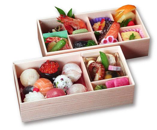 116 手まり寿司弁当